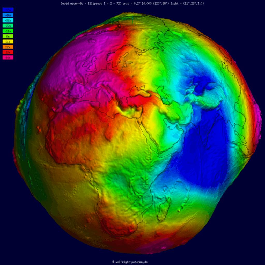 ICGEM_geoid_visualization