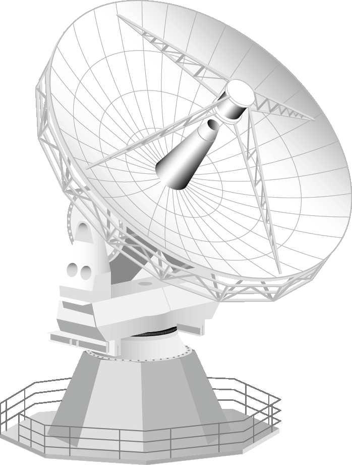 VLBI VGOS antenna