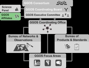 GGOS organization structre