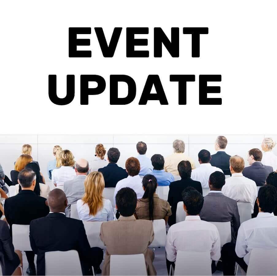 GGOS Event Update